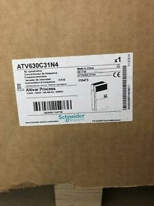 ATV630C31N4 Schneider Electric Variable speed drive 315kW500HP 380-480V
