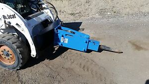 new Skid Steer Hydraulic Breakers 750 Ft Lb