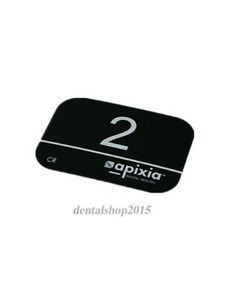 1pc Dental Psp Plate Digital Scanx Apixia Phosphor Plate X ray Imaging For Adult