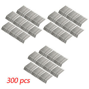 300x Dental Nozzles Tips For 3 way Air Water Triple Syringe Solid Alloy Usa Sale