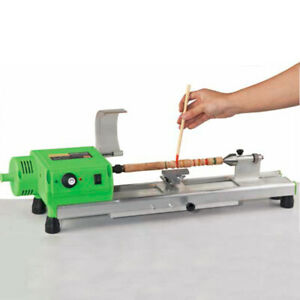 Woodworking Lathe Diy Multi functional Small Wood Lathe Bench Drilling Machine