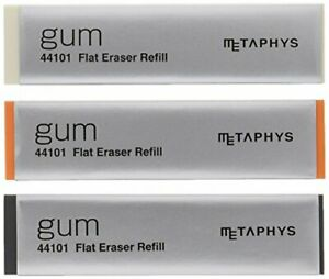 Metaphys A Flat screen Eraser Gum Gum Dedicated Refill 44101 as 15 Pieces