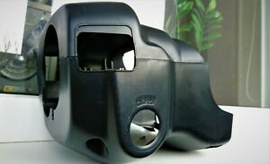 Honda Civic 92 95 Oem Black Steering Wheel Column Cover Eg6 Eg9 Ej1 Edm Jdm Sir