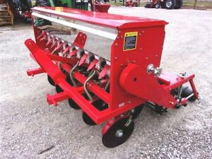 New Tar River Drl 072 Seed Drill works Great For Hemp Seed Ask About Shipping