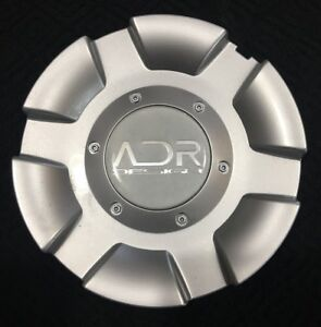 Adr Design C 616 Center Rim Cap Hub Cover Lug Dust Aftermarket