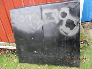 1966 66 1967 67 Belvedere Satellite Hood Good Used Mopar