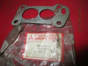 Carburetor Base Gasket Nos Mitsubishi Md001040