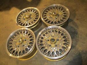 Msw Mesh Wheels By O z Racing 14 X 6 Chevrolet Celebrity Buick Century Full Set