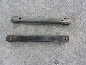 93 02 Camaro Trans Am Rear End Trailer Arms Lower Control Traction Pair Bars