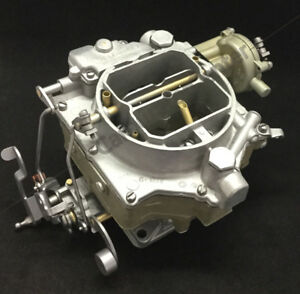 1956 Plymouth Fury Carter Wcfb Carburetor remanufactured
