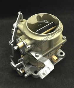 1957 1959 Studebaker Truck Stromberg Ww Carburetor Remanufactured