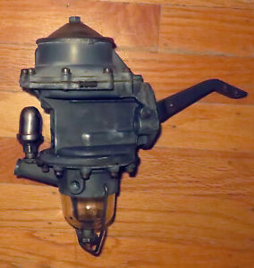 1949 To 1952 Oldsmobile Dual Action Fuel Pump Ac 29294