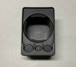 Saab 900 Oem Cup Holder Cupholder Change Coin Tray Black 0248740