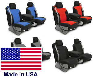 Coverking Moda Neotex Custom Seat Covers For Honda Del Sol