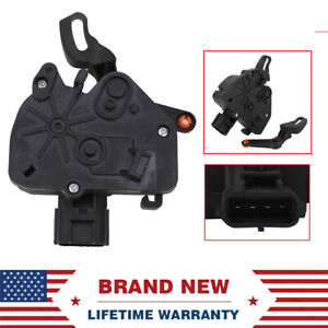 Door Lock Actuator Rear Passenger Right Side For Dodge Chrysler Town And Country