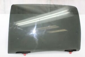 16 18 Toyota Tacoma Double Cab 4 Door Rear Driver Side Window Glass Oem