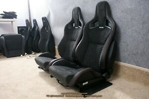 Recaro Sportster Audi Ttrs Seats The Pair