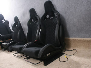 Recaro Sportster Audi R8 Seats The Pair