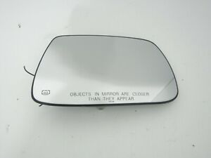 Jeep Grand Cherokee Right Side Passenger Door Heated Mirror Glass 2005 2010 Rh