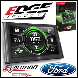 Edge Products Evolution Cts2 Tuner Monitor 1999 2019 Ford Super Duty Trucks