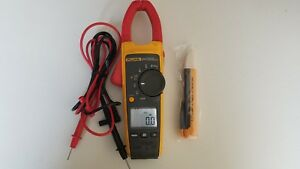 Used Fluke 374 True Rms Ac dc Clamp Meter Must See Nice Tp 224151