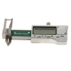 Thickness Gauges Caliper Large Lcd Calipers 90x15x45mm W large Lcd Display