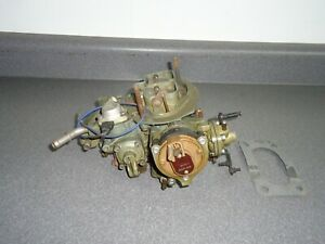 Reman Holley 5220 2 Barrel Carburetor 9111 1980 Dodge Plymouth Chrysler 1 7l
