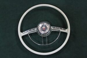 1948 53 Packard Steering Wheel