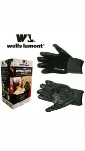 Wells Lamont Nitrile Coated Work Gloves 12 Pairs Large New Boxed
