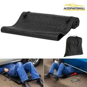 Auto Car Creeper Mat Repair Rolling Pad Under The Vehicle Zero Ground Clearance