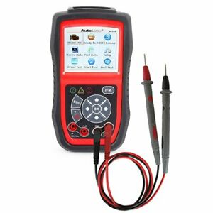 Autel Al539 Full Obd2 Car Fault Code Reader Electrical Test Diagnostic Scan Tool