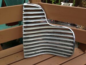 Vintage 1930 S Grille One Side Only