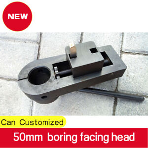 50mm Boring Facing Head For Servo Motor Line Boring Bar Machine Portable Tools