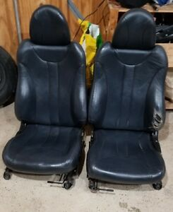 Honda Del Sol Rare Leather Seats