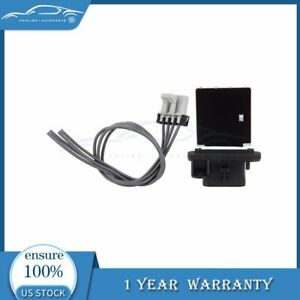 Heater Blower Motor Resistor Replacement For Toyota Tacoma 2005 2017