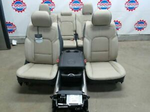 2019 Dodge Ram Limited Crew Cab Leather Seats Heated And Cooled Oem
