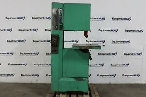 Rockwell 28 3x5 20 Vertical Band Saw