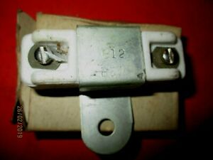 Vintage G12 Use On For Gm Ballast Resistor For Mitchell Hi Q Coil