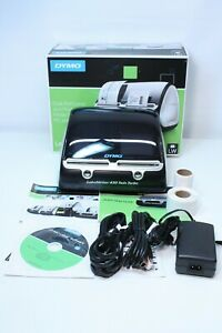 Dymo 450 Twin Turbo Labelwriter Printer In Box Used Works Great