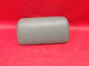 03 09 Vw Convertible Beetle Rear Seat Headrest Left Or Right Grey Gray Leather