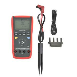 Handheld Lcr Meter Ut612 Inductance Capacitance Resistance Frequency Tester