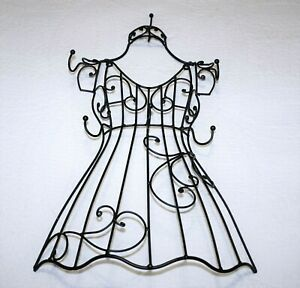 Decorative Dress Form Mannequin Wall Hanging For Jewelry Scarves Etc