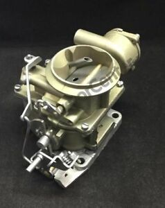 1957 1958 Studebaker W Supercharger Stromberg Ww Carburetor Remanufactured