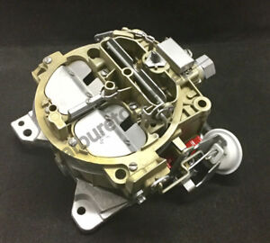 1968 Pontiac Firebird Rochester Quadrajet Carburetor Remanufactured