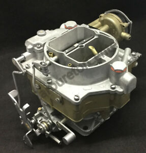 1955 1956 Chrysler Carter Wcfb Carburetor Remanufactured