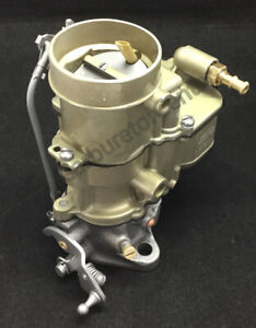 1947 1951 Ford 8ha Holley Carburetor Remanufactured