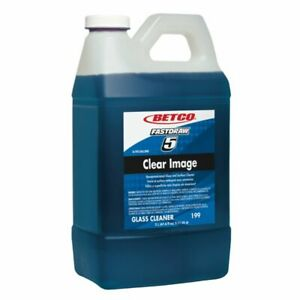 Betco Clear Image Fastdraw Concentrate 2 liter Pack Of 4