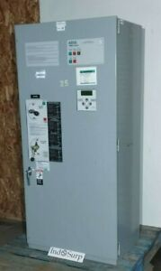 Asco 400 Amp Automatic Transfer Switch 480 Volts 3 Phase 60 Hz