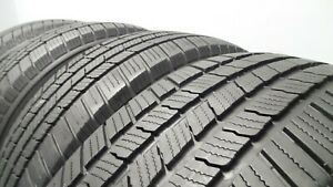 Set Of 4 245 60 18 Michelin Defender Ltx M S With 75 Life 7 5 32 S 4663 105h