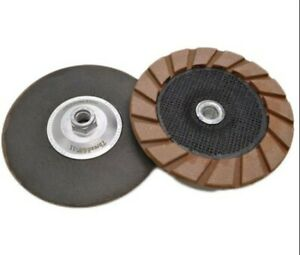 Grit 50 7 Concrete Grinding And Polishing Ceramic Cup Wheel 5 8 11